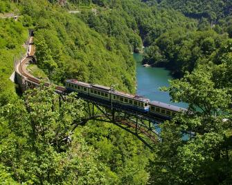 Ferrovia panoramica Domodossola - Locarno