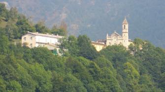 Santuario di San Chiaffredo (Crissolo)