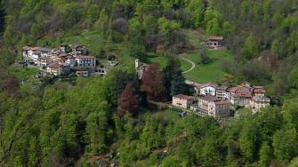 Frazioni di Campiglia Cervo (foto Archivio Provincia di Biella)