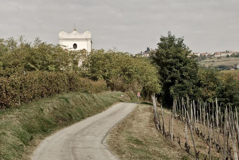 Chiesa di San Pietro in Zucca, Castelnuovo Don Bosco