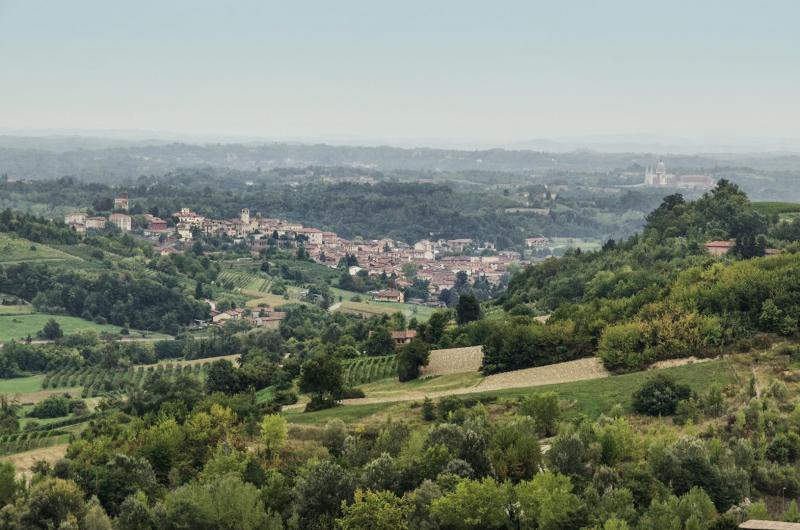 Vista panoramica - Castelnuovo Don Bosco
