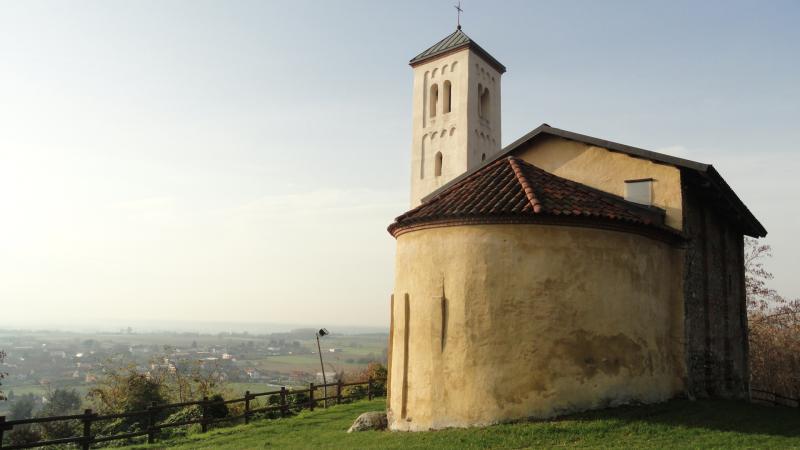La Chiesa di San Martino in Villareggia