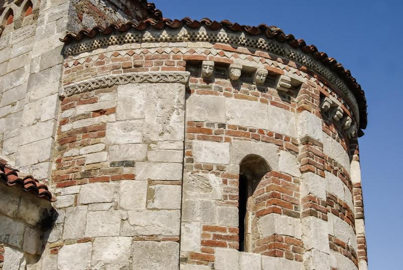 Pieve romanica di San Lorenzo - Montiglio Monferrato