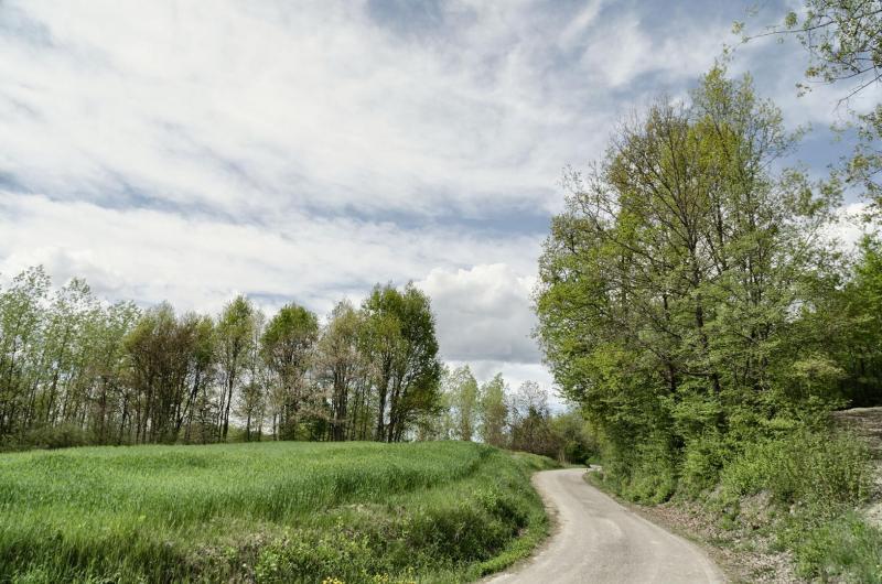Sentiero, Passerano Marmorito
