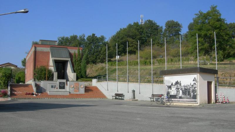 Castellania Mausoleo Coppi