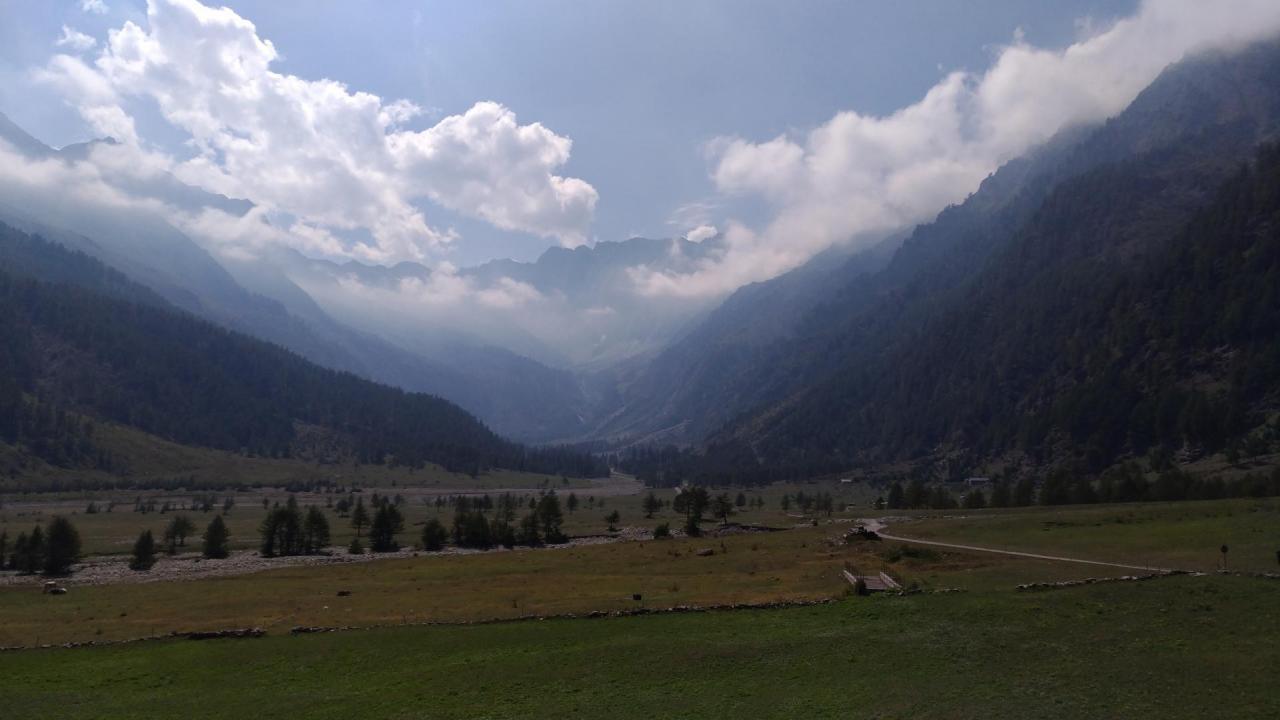 Anello delle Valli Valdesi (AVV) : Tappa 5 Bergerie ...