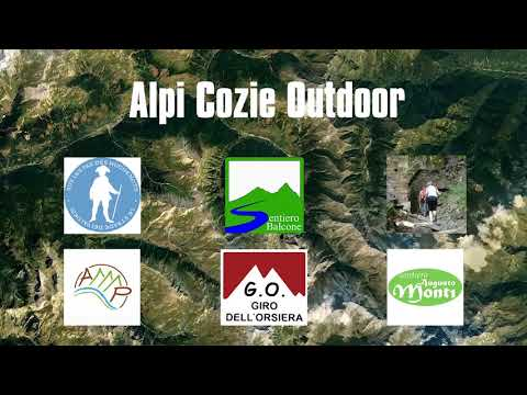 Embedded thumbnail for Alpi Cozie Outdoor - Presentazione