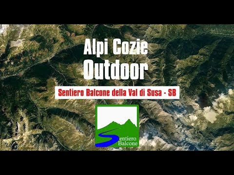 Embedded thumbnail for Alpi Cozie Outdoor - Sentiero Balcone