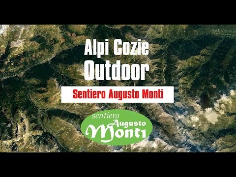 Embedded thumbnail for Alpi Cozie Outdoor - Sentiero Augusto Monti