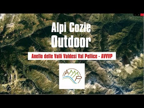 Embedded thumbnail for Alpi Cozie Outdoor - Anello delle Valli Valdesi Val Pellice